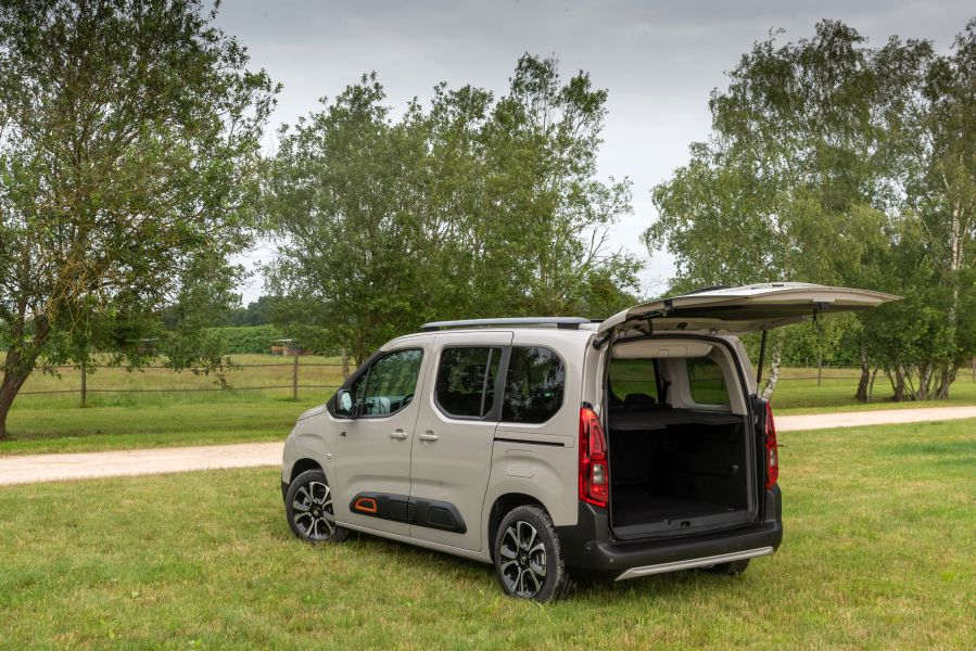 Citroen Berlingo multispace 2019 54