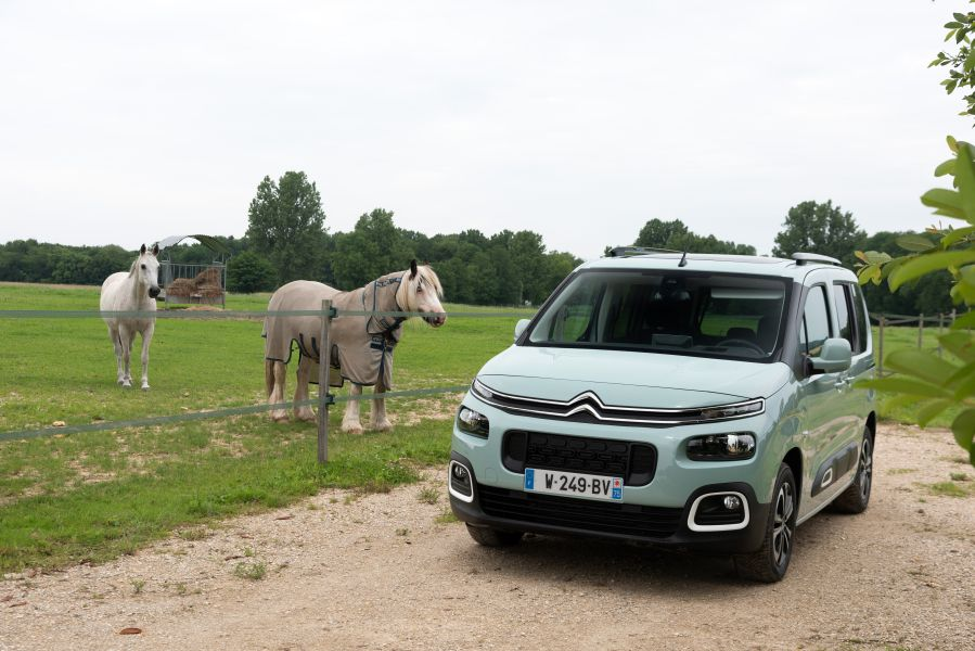 Citroen Berlingo multispace 2019 71