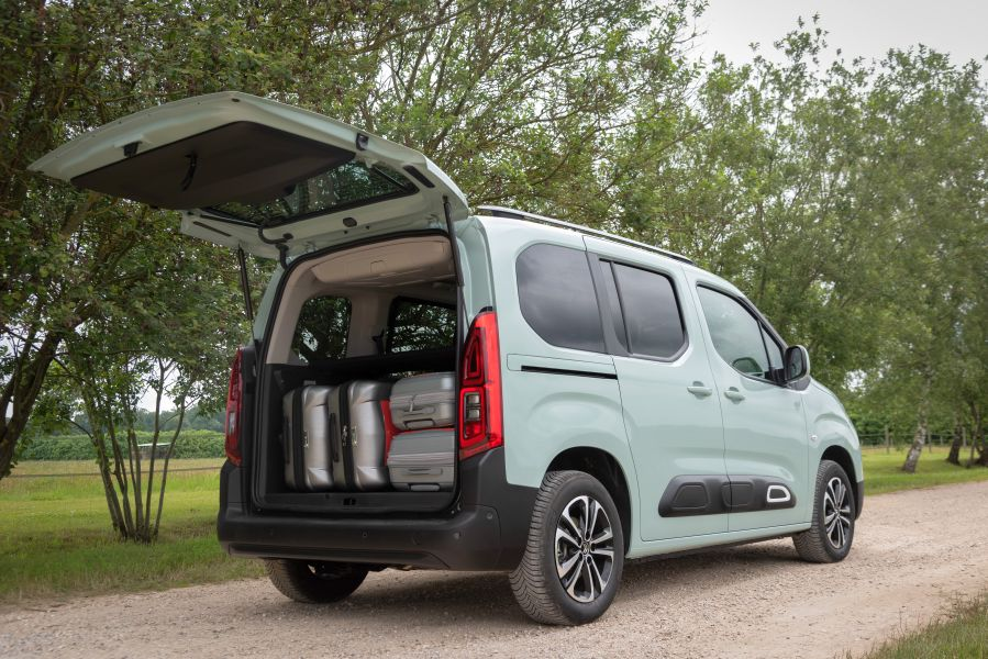 Citroen Berlingo multispace 2019 80