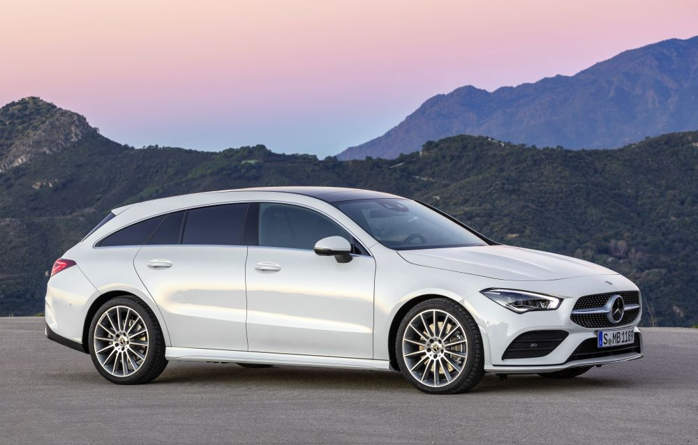 b2aca4ac7 Mercedes-Benz CLA Coupe e Shooting Brake 2019. Motores e preços - Fleet  Magazine