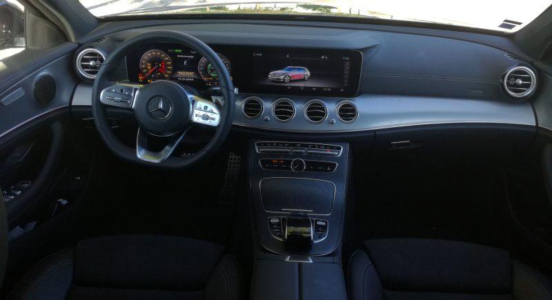 Mercedes-Benz E300 de Station