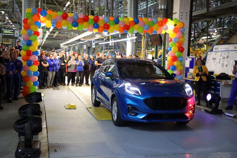 novo crossover Ford Puma