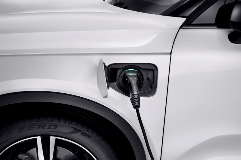 Volvo XC40 Plug-in Hybrid