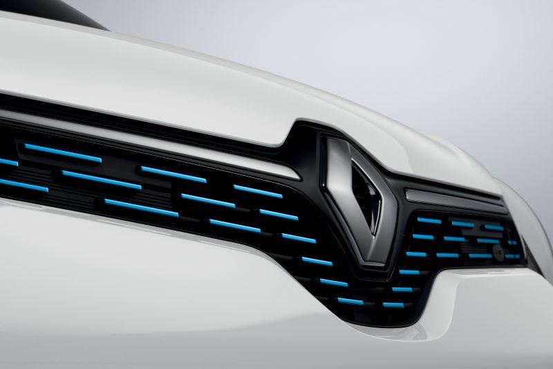 Renault eletrificação