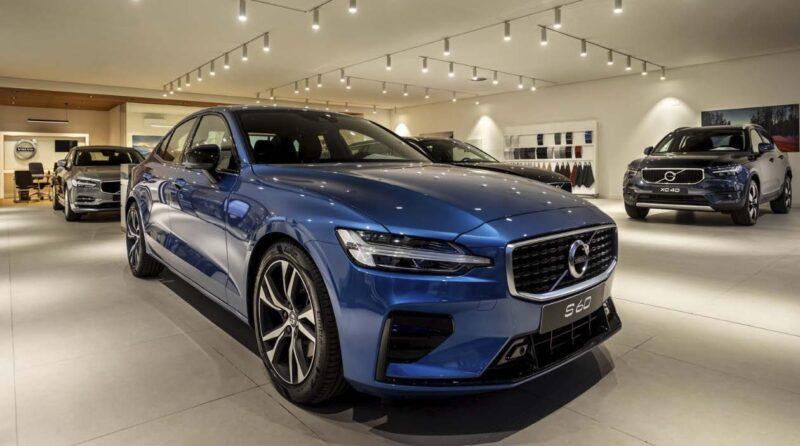 concessionário Volvo