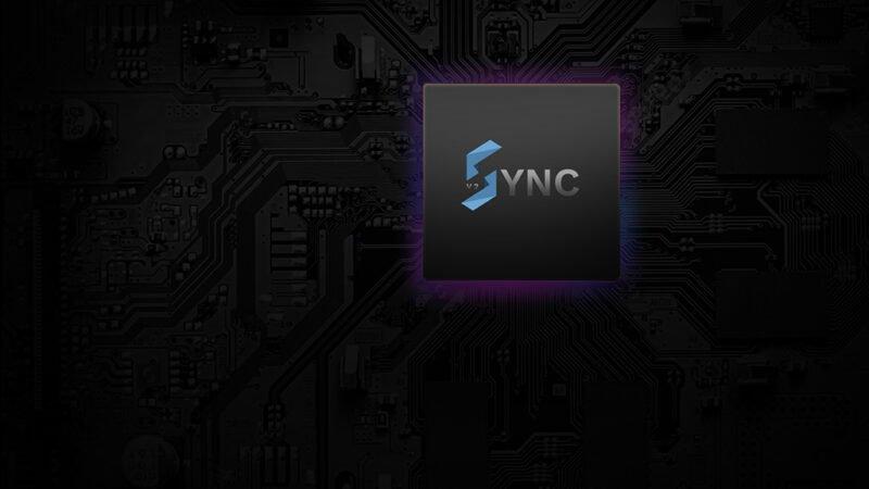 V2 SYNC